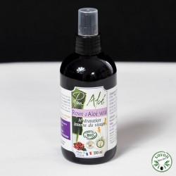 Rosée d'Aloé vera - Bio et Equitable - Pur Aloé - 250 ml