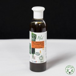 Gel nettoyant & démaquillant Aloé vera - Bio et Equitable - Pur Aloé - 250 ml