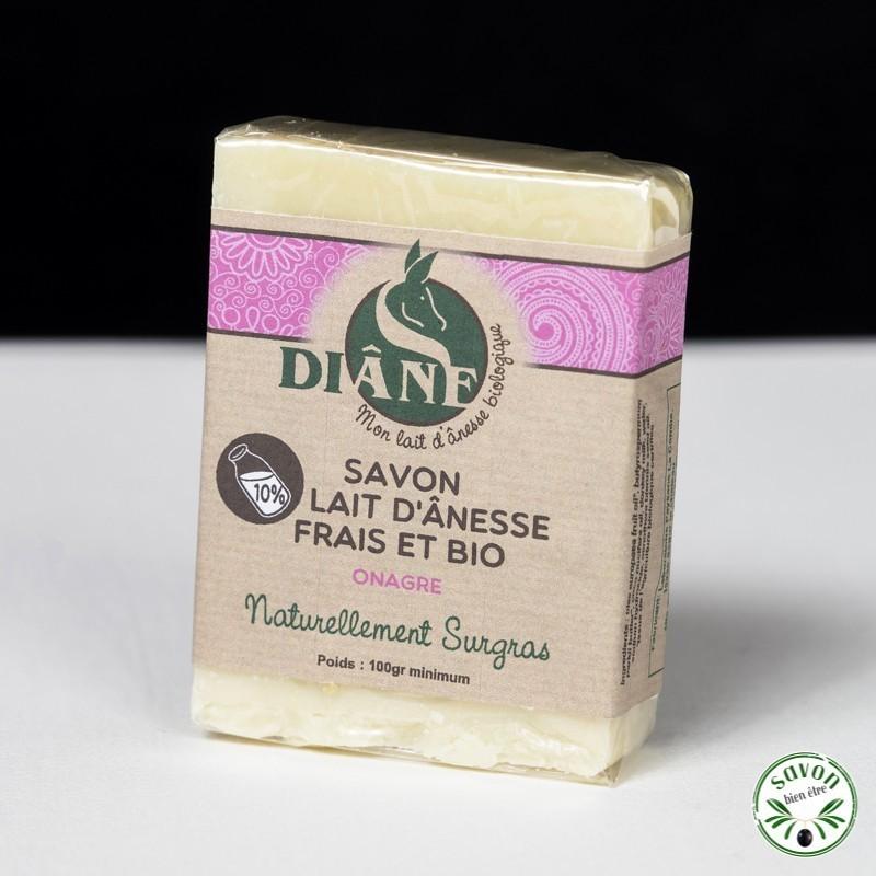 Savon Onagre au lait d'ânesse frais et bio