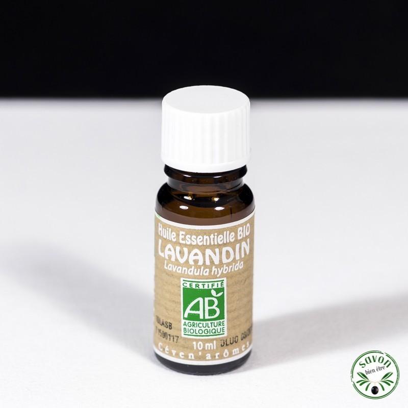 Huile essentielle Bio - Lavandin - 10 ml - Ceven'Arômes