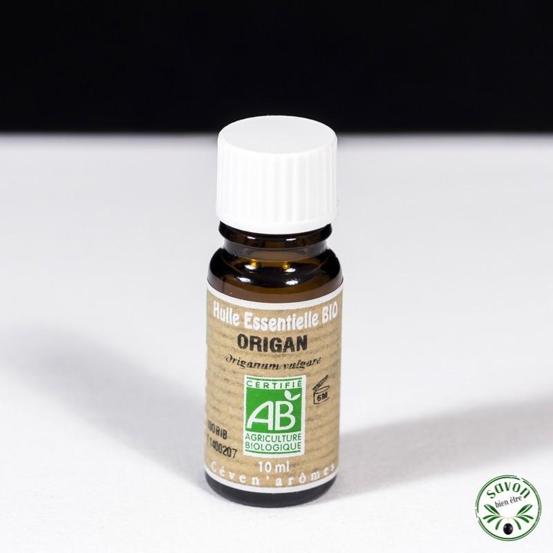 Huile essentielle Bio - Origan - 10 ml - Ceven'Arômes