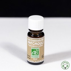 Huile essentielle Bio - Patchouli - 10 ml - Ceven'Arômes
