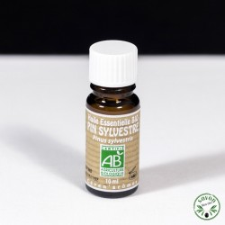 Huile essentielle Bio - Pin Sylvestre - 10 ml - Ceven'Arômes