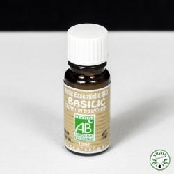 Huile essentielle Bio - Basilic - 10 ml - Ceven'Arômes