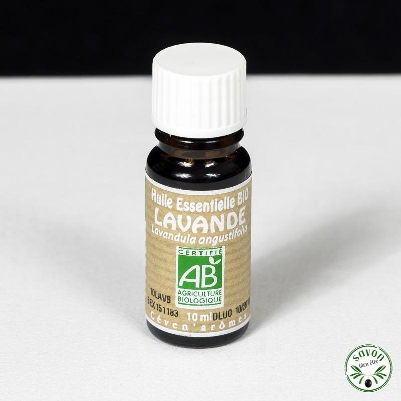 Huile essentielle Bio - Lavande- 10 ml - Ceven'Arômes
