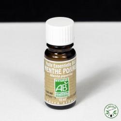 Huile essentielle Bio - Menthe Poivrée - 10 ml - Ceven'Arômes