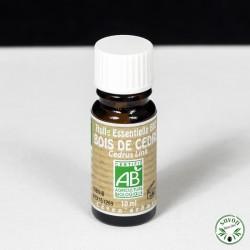 Huile essentielle Bio - Bois de Cèdre - 10 ml - Ceven'Arômes