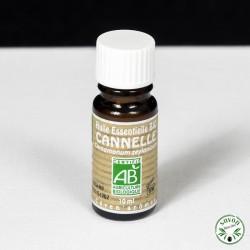 Huile essentielle Bio - Cannelle - 10 ml - Ceven'Arômes