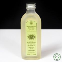 Shampoing douche huile d'olive et aloe vera Marius Fabre