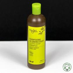 Shampoing au savon d'Alep Bio Najel - Cheveux normaux